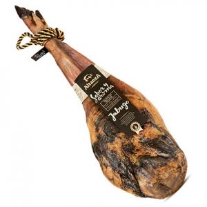 Distributeur en France de jambon espagnol: jambon épaule pata negra bellota