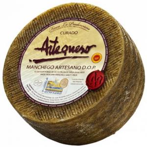 Distributeur de fromage espagnol: Fromage manchego