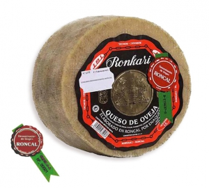 Distributeur fromage espagnol: fromage roncal ronkari