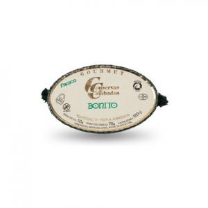 Distributeur conserves espagnoles: bonite à l'huile d'olive