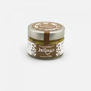 Distributeur d'épicerie espagnole: Tapenade olives et amandes Beluga