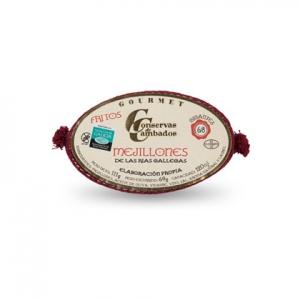 Grossiste conserves espagnoles: Moules en escabeche Conservas de Cambados