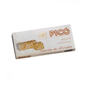 Distributeur de produits espagnols: Turron d'Ailcante Pico