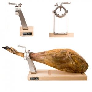 Distributeur griffe et support à jambon professionnel: Jamotec J2